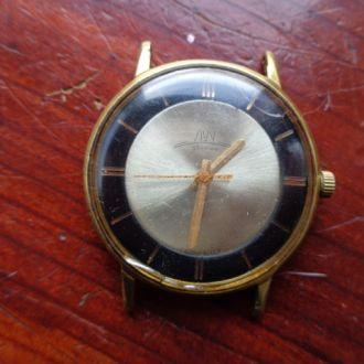 часы Луч AU 20 плоский Редкий! рабочий