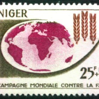 Нигер 1963 Земной шар флора Мі: 30 0,8 евро
