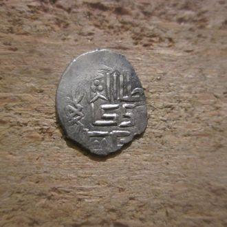 Шадибек (три точки) чекан Орды (802-803г)