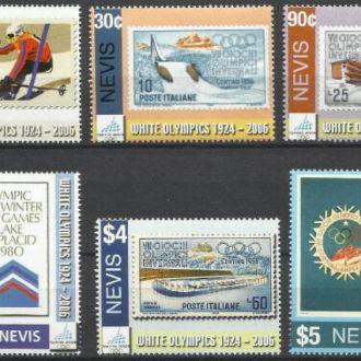 Невис 2006 история зимних олимпиад 6м.**