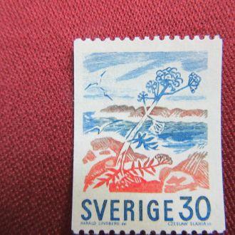 1967 г. ШВЕЦИЯ. природа