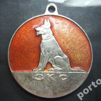 выставочный жетон за экстерьер собаководство