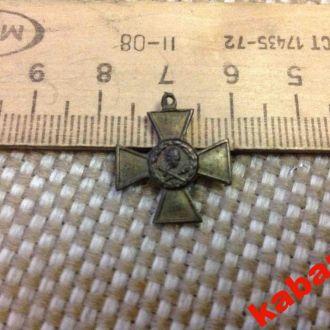 Фрачный крест. Солдатский. Булат-Булахович.