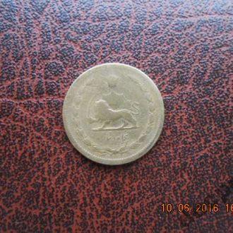 Иран,50 динаров,1937 (1316) г.
