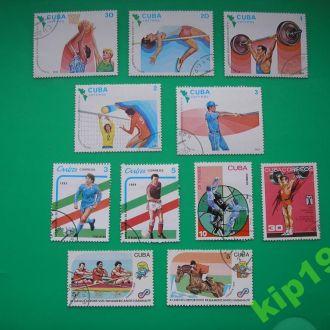 Куба. Спорт