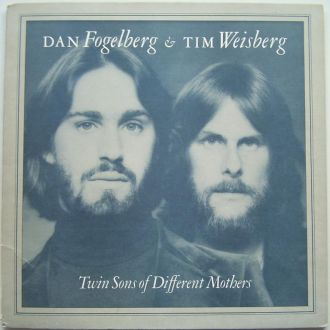 DAN FOGELBERG & TIM WEISBERG  Twin Sons... LP