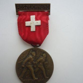 Швейцария 1944 красный крест
