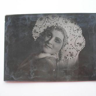 Фотография профессиональная Актриса 30-40 годов