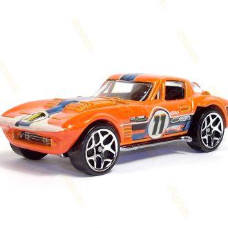 Corvette Grand Sport ( Hot Wheels T-Hunt )