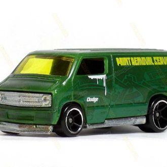 Custom '77 Dodge Van ( Hot Wheels )