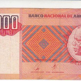 Ангола 1000 кванза 2003 год