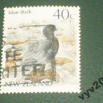 Новая Зеландия-1987 г.-Утка