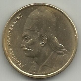 Греция 2 драхмы 1984
