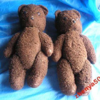 Медведи старинные ( опилки )
