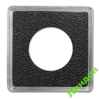 КАПСУЛЫ для монет Quadrum Leuchturm диаметр 33 мм