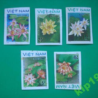 Вьетнам. Цветы.