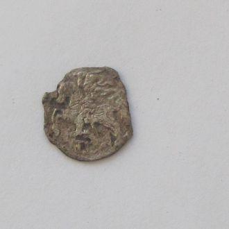 двуденар 1570г Сигизмунд II Август, г Тыкоцин