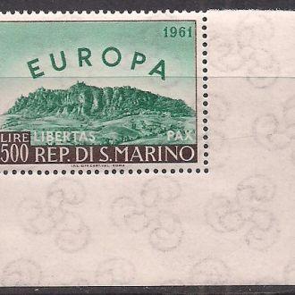 САН МАРИНО 1961 MNH 30 ЕВРО