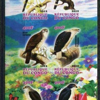 Конго Птицы лот 2