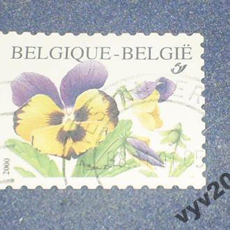 Бельгия-2000 г.-Цветы (полная)