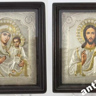 Венчальная пара икон