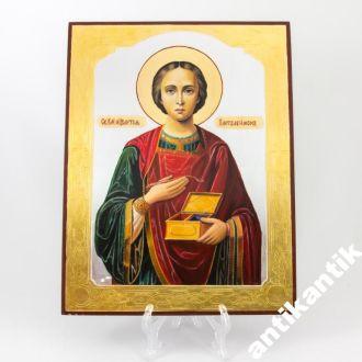 Икона Св.Пантелеймона Целителя