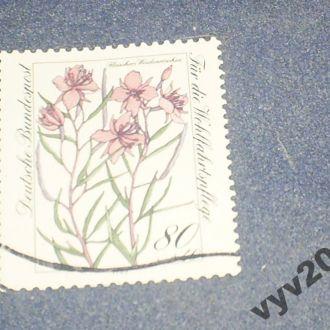 ФРГ-1983 г.-Цветы