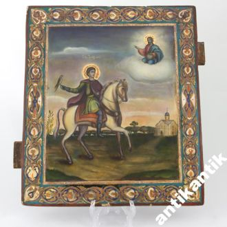 Икона Святой Трифон А165