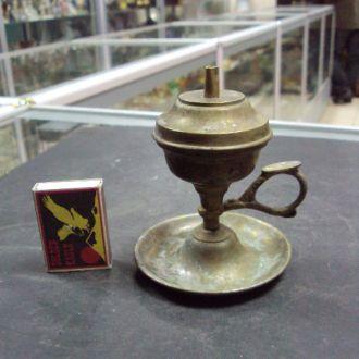 подсвечник лампа (№ 1533)