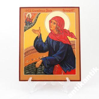 Икона Св.Ксении Петербургской