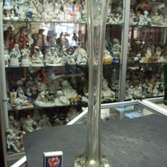 ваза стекло. скол. (№ 132)