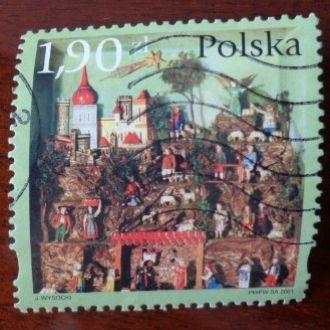 Польша,религия,М№3947-0.8эвро