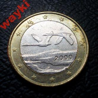 1 евро 2000 года цена авито ростов монеты