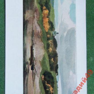 открытки(пейзаж) антикварные-худ Богаткин