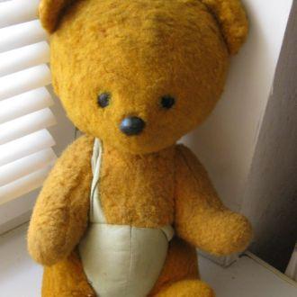 распродажа замшевый   медведь ссср на  дисках