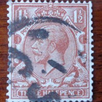 Великобритания1916г.ГеоргV