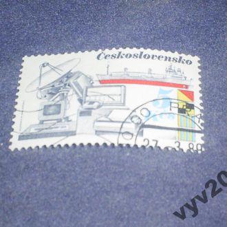 ЧССР-1989 г.-Корабль (концовка)