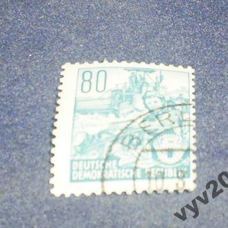 ГДР-1953 г.-Комбайн, стандарт