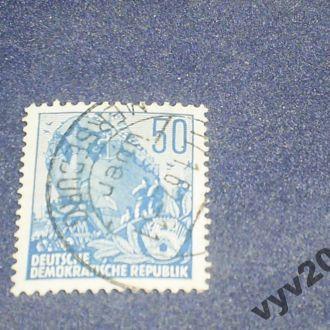 ГДР-1955 г.-Корабль(50), стандарт