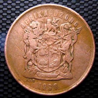 Южная Африка (ЮАР) 5 центов 1996 год