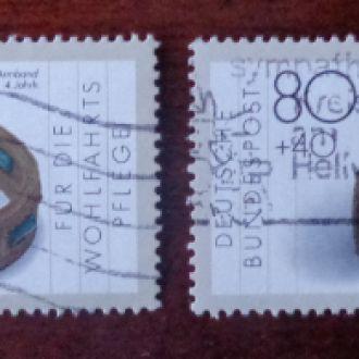 Германия,ФРГ,№1333,и-3.5эвро