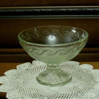 Старинная ваза для десерта СССР, спецовник