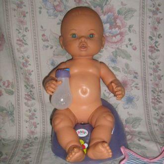 Кукла пупс.Винтажный испанс Baby Born JESMAP 1994г