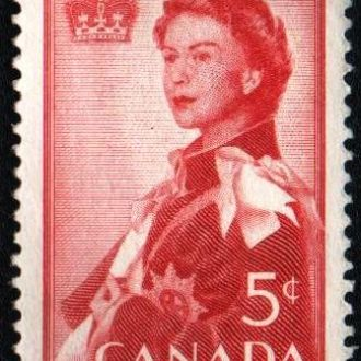 Канада (1959) Королева Елизавета II