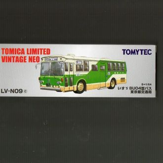 TOMYTEC - ISUZU BUS    1/64