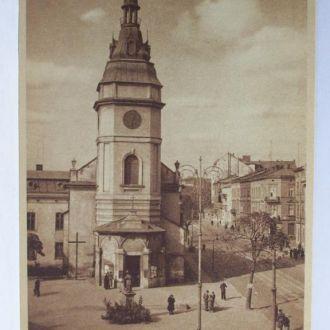 церковь св. Анны, оккупация, Львов, 1941-1944 г.