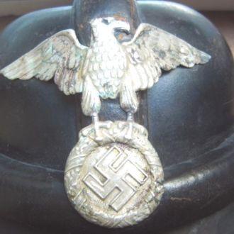шлем NSKK, каска, с перчатками, 3 Рейх, ВМВ.