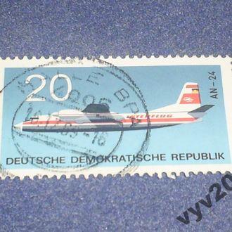 ГДР-1969 г.-Самолет