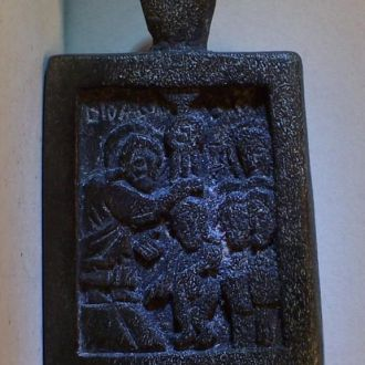 Богоявление, кость, Киевская Русь, 13-14 век.