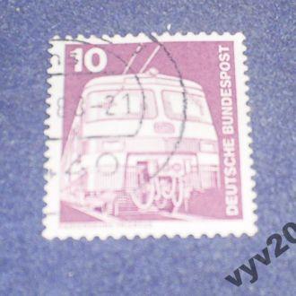 ФРГ-1975 г.-Локомотив, стандарт